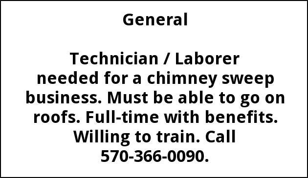 Technician/ Laborer