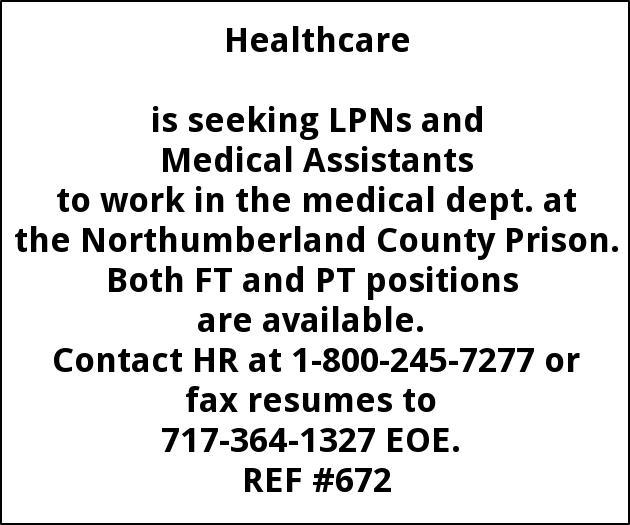 LPNs , Medical Assistants