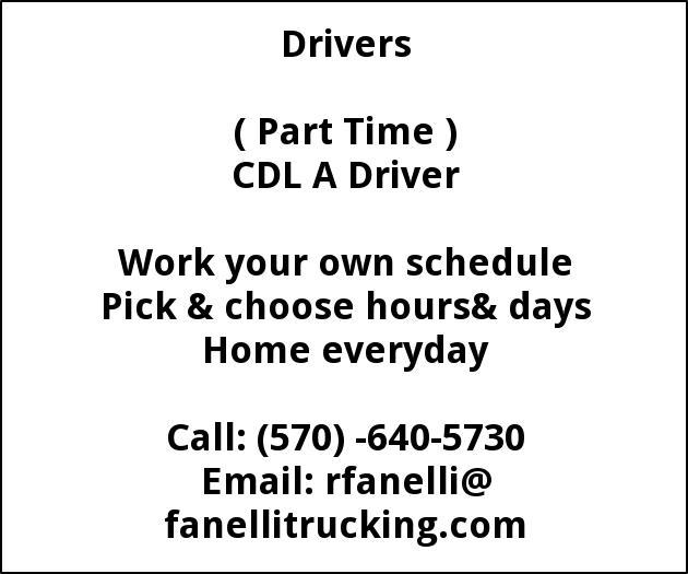 CDL-A Driver