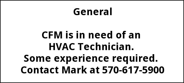 HVAC Technician