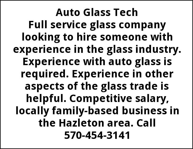 Auto Glass Tech